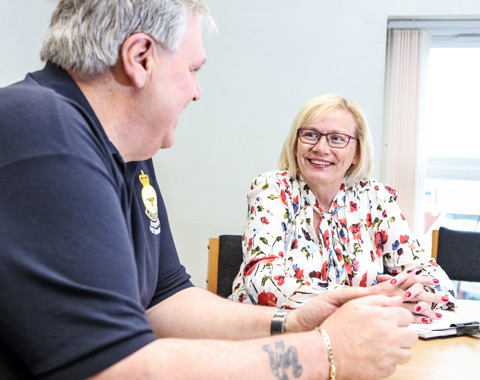unique holistic support service and engagement programme for ex armed forces personnel, reservists and their families across the Liverpool City Region and surrounding areas